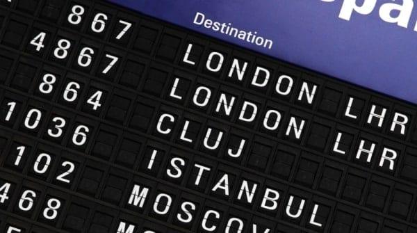 Airfare specials