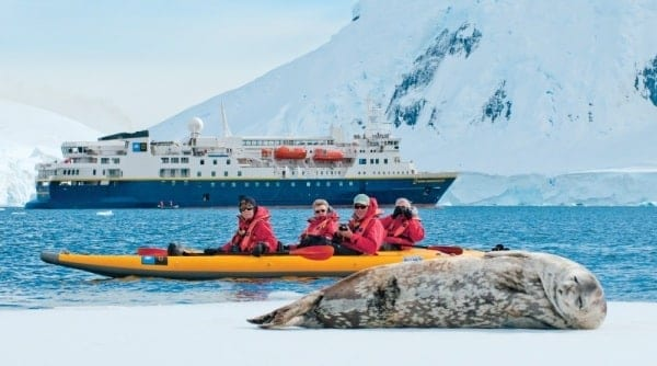 Lindblad Expeditions luxury cruises
