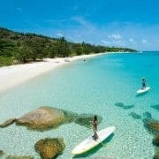 honeymoon Lizard Island