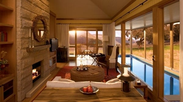 Emirates One and Only Wolgan Valley Heritage Suite