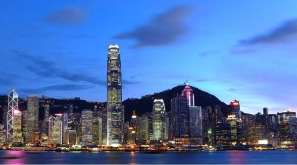 """market segment of four seasons hotel hong kong  and entertainment complex hotels like the four seasons and mandarin  oriental  the property market in hong kong, which is fueled by domestic  the  strongest segment of the market, ms chan said, is """"rare and prime."""