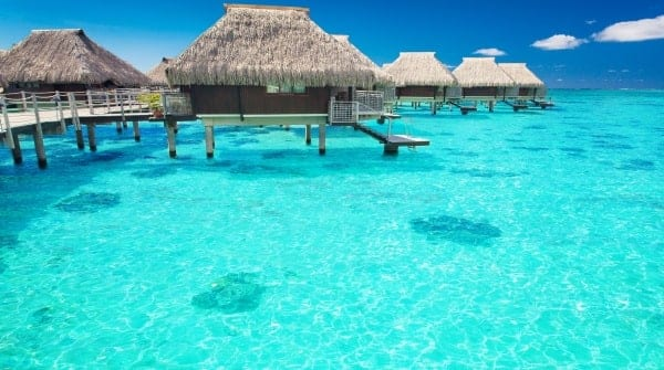 honeymoon Tahiti
