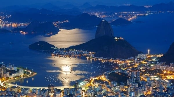 Hidden treasures of Rio