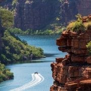 Silversea in the Kimberley