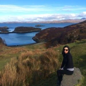Giovanna Picoi in Scotland