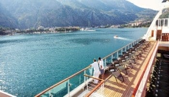 luxury cruise Seabourn