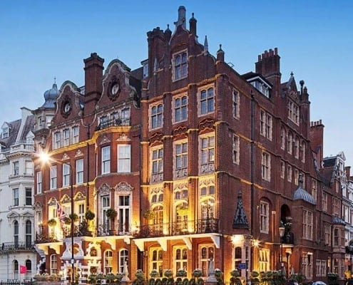 Why book with a travel agent? The Milestone Hotel, London