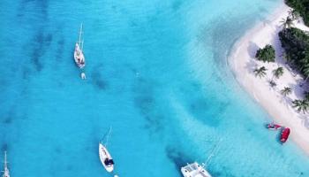 The Ritz Carlton Yacht Collection Caribbean