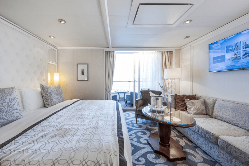 Find out how to pick the best cruise cabin.