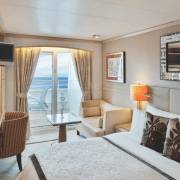 Find out what to look for when booking a cruise.