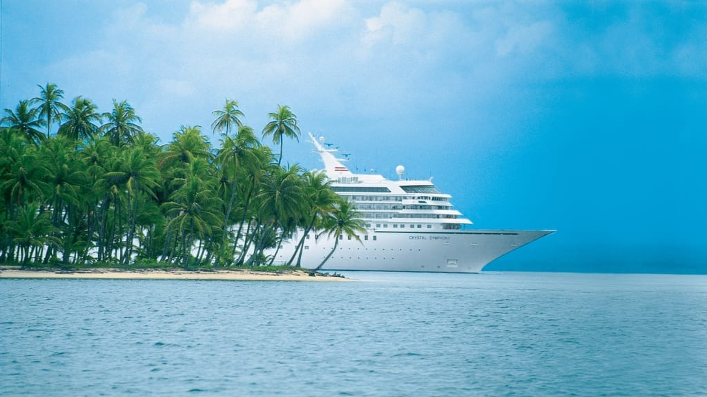 types of cruise holidays