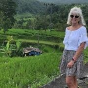 Esther in Bali