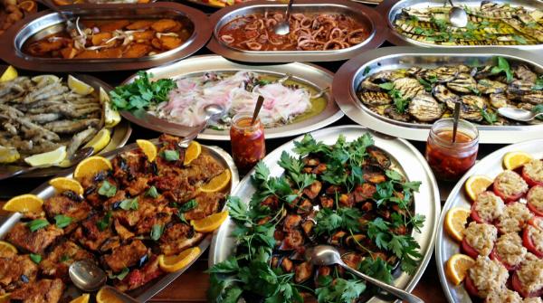Hidden Italy cuisine