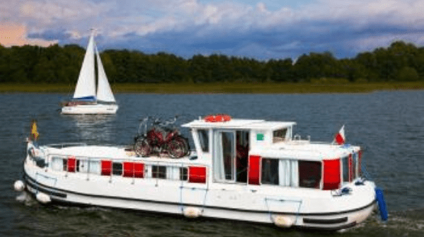 Locaboat barge holiday