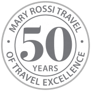 Mary Rossi Travel 50 Years