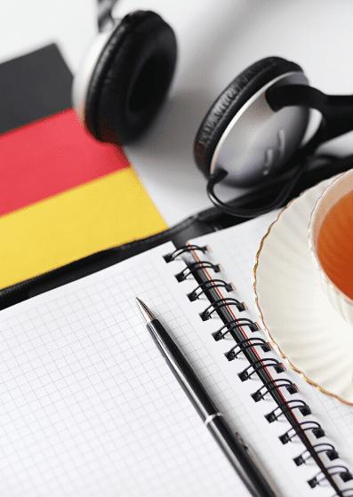 Kate McLean - learning German