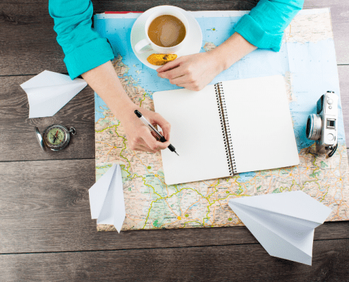 Keeping the travel dream alive