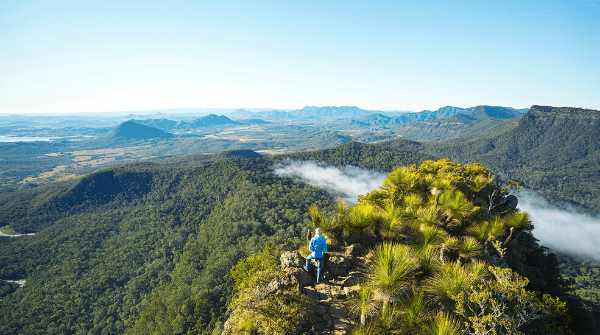 Scenic Rim Trail - Great Walks of Australia