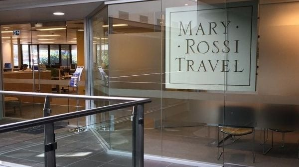Mary Rossi Travel