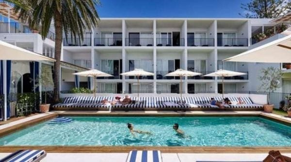 luxury Australian hotels